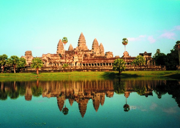 ve may bay di siem reap _ Angkor Wat
