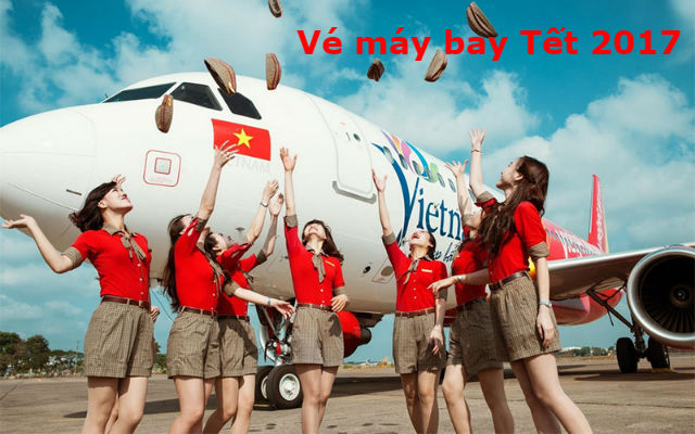 mua ve may bay vietjet air